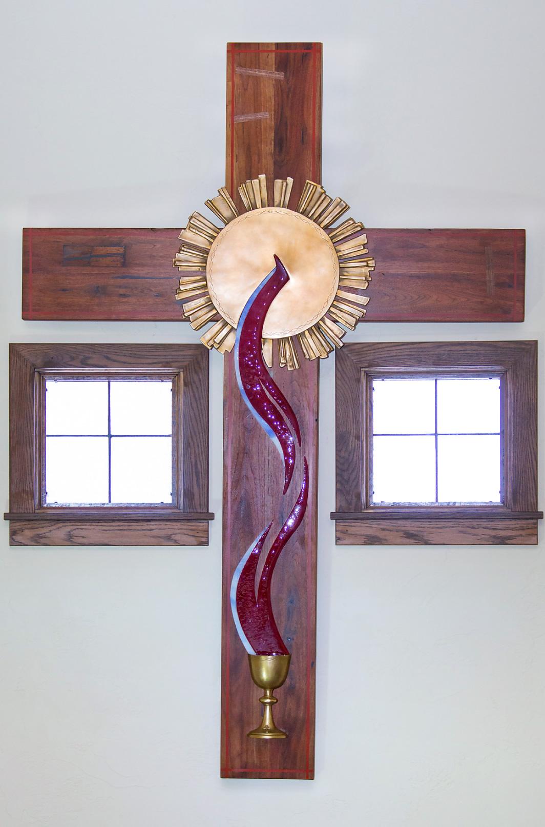 Holy Name Cross